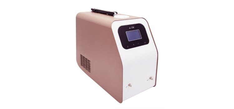 Premium hydrogen inhalation machine 300ml/minute from H2 Life