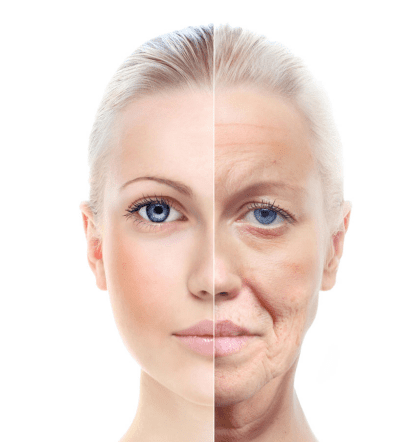 anti aging effect by hydrogen water