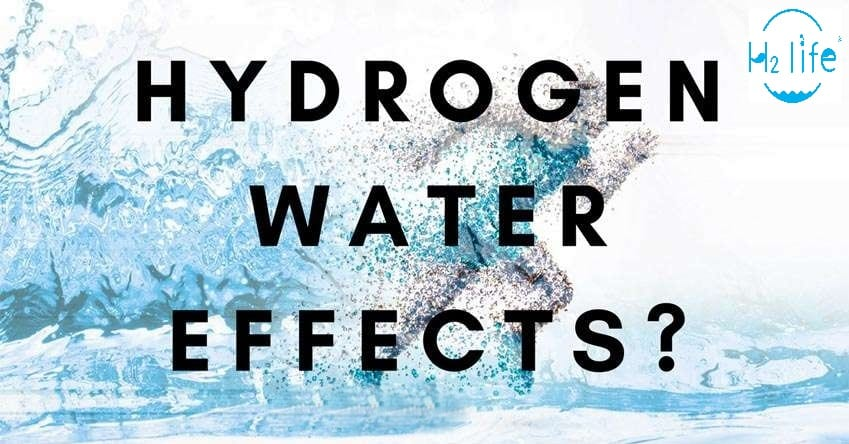 Truth about hydrogen water