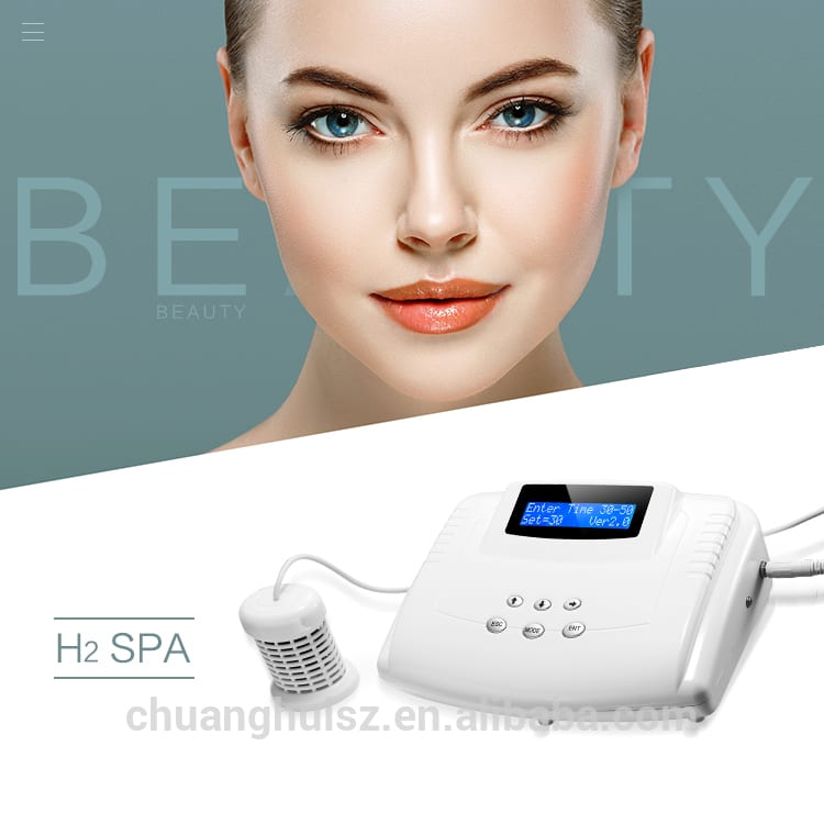 Hydrogen Spa The new Beauty Trend For All Genders
