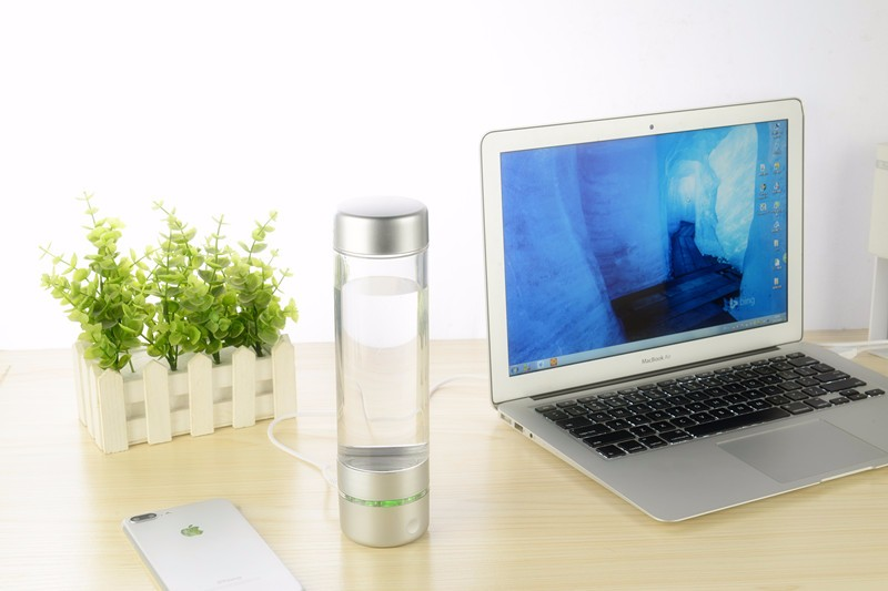 High quality hydrogen water bottle, the choice for quality life